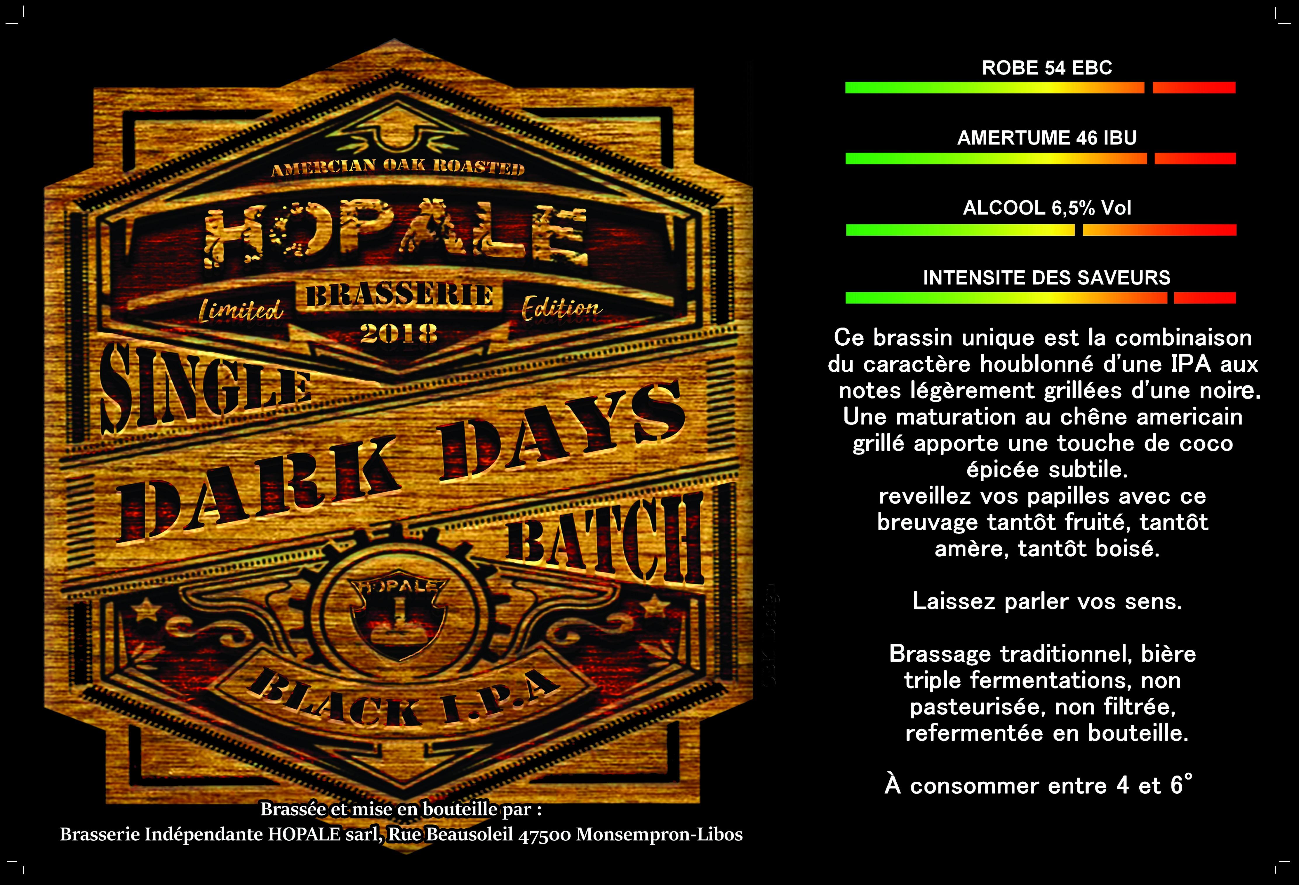Dark Days final